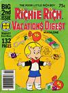 Cover for Richie Rich Vacations Digest (Harvey, 1977 series) #2