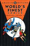 Cover for World's Finest Comics Archives (DC, 1999 series) #3