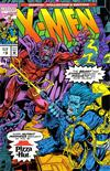Cover for X-Men Collector's Edition [Pizza Hut] (Marvel, 1993 series) #3