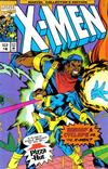 Cover for X-Men Collector's Edition [Pizza Hut] (Marvel, 1993 series) #4