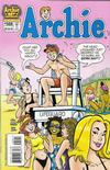 Cover for Archie (Archie, 1959 series) #568
