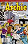 Cover for Archie (Archie, 1959 series) #570