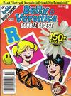 Cover for Betty and Veronica Double Digest Magazine (Archie, 1987 series) #150
