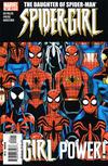 Cover for Spider-Girl (Marvel, 1998 series) #91
