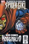 Cover for Spider-Girl (Marvel, 1998 series) #97