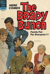 Cover for The Brady Bunch (Dell, 1970 series) #1