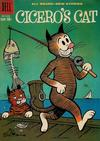 Cover for Cicero's Cat (Dell, 1959 series) #1