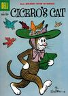Cover for Cicero's Cat (Dell, 1959 series) #2