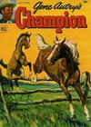 Cover for Gene Autry's Champion (Dell, 1951 series) #7