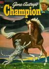 Cover for Gene Autry's Champion (Dell, 1951 series) #10