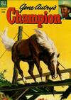 Cover for Gene Autry's Champion (Dell, 1951 series) #13