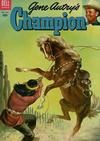 Cover for Gene Autry's Champion (Dell, 1951 series) #16