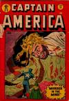 Cover for Captain America Comics (Superior Publishers Limited, 1948 series) #72