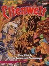 Cover for Abenteuer in der Elfenwelt (Bastei Verlag, 1984 series) #25 - Der Fluch der Schwarzen Schlange