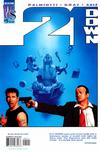 Cover for 21 Down (DC, 2002 series) #5