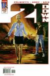 Cover for 21 Down (DC, 2002 series) #12