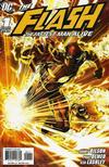 Cover for Flash: The Fastest Man Alive (DC, 2006 series) #1 [Ken Lashley / Greg Parkin Cover]