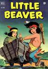 Cover for Little Beaver (Dell, 1951 series) #4