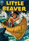 Cover for Little Beaver (Dell, 1951 series) #5
