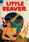 Cover for Little Beaver (Dell, 1951 series) #8