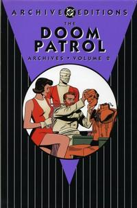 Cover Thumbnail for The Doom Patrol Archives (DC, 2002 series) #2