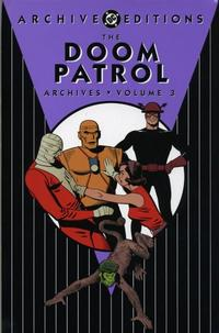 Cover Thumbnail for The Doom Patrol Archives (DC, 2002 series) #3