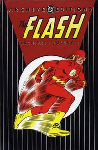 Cover Thumbnail for The Flash Archives (DC, 1996 series) #1 [First Printing]