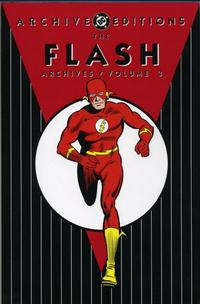 Cover Thumbnail for The Flash Archives (DC, 1996 series) #3