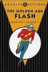 Cover Thumbnail for Golden Age Flash Archives (DC, 1999 series) #1
