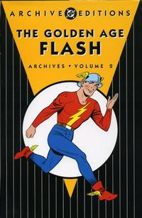 Cover Thumbnail for Golden Age Flash Archives (DC, 1999 series) #2