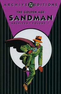Cover Thumbnail for Golden Age Sandman Archives (DC, 2004 series) #1
