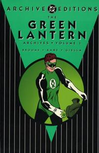 Cover Thumbnail for Green Lantern Archives (DC, 1993 series) #1