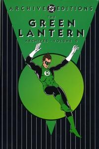 Cover Thumbnail for Green Lantern Archives (DC, 1993 series) #2