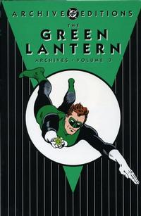 Cover Thumbnail for Green Lantern Archives (DC, 1993 series) #3