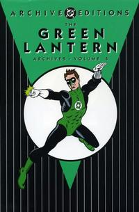 Cover Thumbnail for Green Lantern Archives (DC, 1993 series) #4