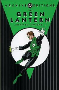 Cover Thumbnail for Green Lantern Archives (DC, 1993 series) #5