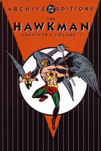 Cover Thumbnail for The Hawkman Archives (DC, 2000 series) #1