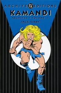 Cover Thumbnail for Kamandi Archives (DC, 2005 series) #1