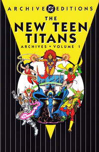 Cover Thumbnail for New Teen Titans Archives (DC, 1999 series) #1