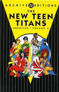 Cover Thumbnail for New Teen Titans Archives (DC, 1999 series) #2