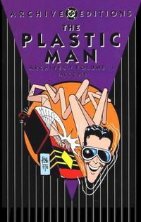 Cover Thumbnail for Plastic Man Archives (DC, 1998 series) #1