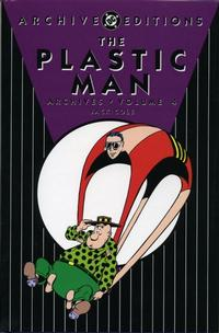 Cover Thumbnail for Plastic Man Archives (DC, 1998 series) #4