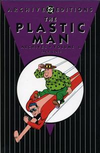 Cover Thumbnail for Plastic Man Archives (DC, 1998 series) #6