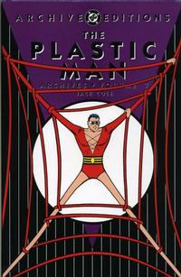 Cover Thumbnail for Plastic Man Archives (DC, 1998 series) #7