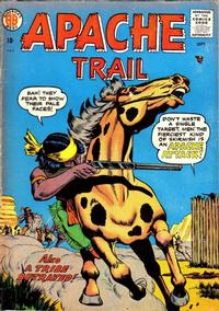 Cover Thumbnail for Apache Trail (Farrell, 1957 series) #1