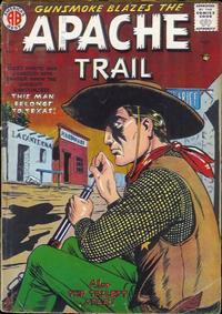Cover Thumbnail for Apache Trail (Farrell, 1957 series) #2