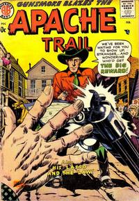 Cover Thumbnail for Apache Trail (Farrell, 1957 series) #3
