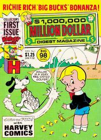 Cover Thumbnail for Million Dollar Digest (Harvey, 1986 series) #1
