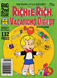 Cover Thumbnail for Richie Rich Vacations Digest (Harvey, 1977 series) #2