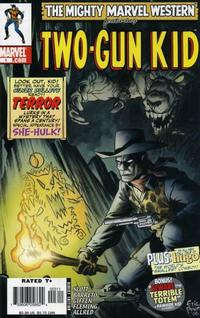 Cover Thumbnail for Marvel Westerns: The Two-Gun Kid (Marvel, 2006 series) #1